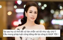 Nhật Kim Anh tung tin nhắn cầu xin chồng cũ cho thăm con dịp Tết nhưng chỉ nhận lại sự phũ phàng, ấm ức mong pháp luật can thiệp