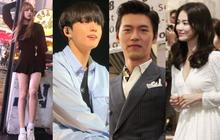 Cuộc chiến đọ visual bằng ảnh team chụp vội: Nhìn mà choáng, hội idol có đọ được với team diễn viên?