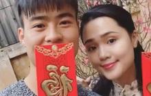 """Duy Mạnh và """"công chúa béo"""" Quỳnh Anh háo hức đón Giao thừa, năm đầu ăn Tết chung với tư cách vợ chồng"""