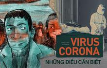 Đây là những hình ảnh trực quan nhất về dịch viêm phổi ở Vũ Hán: Dành cho ai đã quá mệt mỏi với ma trận thông tin liên quan đến virus corona
