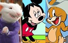 Hình tượng chú chuột trong phim Hollywood: Hoành tráng thế này bảo sao lại không đứng đầu 12 con giáp?