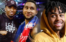 """Đây là 5 cầu thủ bóng rổ tuổi chuột """"cá kiếm"""" đỉnh nhất tại NBA: Người thấp nhất cũng kiếm được sương sương 85 tỷ đồng, """"phi công"""" của Kendall Jenner còn khủng hơn nhiều"""