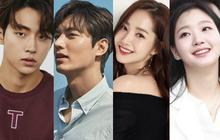 """5 cặp đôi hạng xịn """"xông đất"""" màn ảnh Hàn năm 2020: Lee Min Ho hay """"tình cũ"""" Park Min Young sẽ ăn chắc ngôi vương?"""