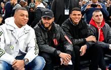 Dàn sao cực đắt giá của PSG hội tụ cùng những huyền thoại bóng rổ thế giới trong trận đấu NBA Paris Match 2020