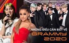 """Grammy 2020 có gì ngoài """"phốt"""": Dàn line-up vẫn đỉnh, Ariana Grande, Biliie Eilish, Camila Cabello và BTS hứa hẹn sẽ """"khuấy đảo"""" sân khấu!?"""
