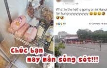"""Cẩn thận hơn cả, anh Tây ở Sài Gòn đã chuẩn bị sẵn đồ ăn dự trữ trước khi """"cơn bão Tết"""" đổ bộ đến Việt Nam"""
