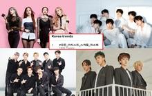 Hashtag yêu cầu công ty giải trí hủy lịch trình nghệ sĩ trước sự nguy hiểm của virus Corona đạt top 1 trending tại Hàn Quốc
