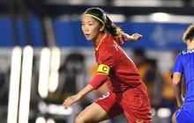 Đội trưởng tuyển nữ Việt Nam bẽn lẽn mong được lì xì, càng nhiều càng thích