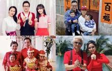 """Dàn sao Cbiz """"nhuộm đỏ"""" Weibo mùng 1: Trịnh Sảng gây sốt với ảnh khoe bố mẹ, Hồ Hạnh Nhi đưa 2 con về quê ăn Tết"""