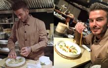 David Beckham gây sốt khi vào bếp làm món đặc biệt để chúc mừng Tết Nguyên Đán: Chiều fan châu Á đến thế là cùng!