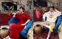 Tin vui tái hợp đầu năm: Khánh Linh và bạn trai hình như đã yêu lại, đăng ảnh check-in cũng phải ngồi giống nhau y đúc?