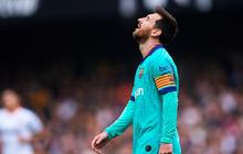 Đồng đội phản lưới nhà, Messi nhận trận thua đầu tiên dưới triều đại HLV mới