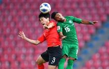 [Trực tiếp chung kết U23 châu Á] Hàn Quốc 0-0 Saudi Arabia: Dàn hot boy xứ kim chi bế tắc hoàn toàn trước đối thủ siêu khó chơi