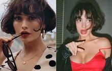 Gây bão Instagram và Pinterest, nàng IT girl này chính là lý do khiến nhiều người đổ xô cắt tóc bob kiểu gái Pháp