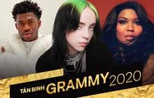 """Billie Eilish, Lizzo hay Lil Nas X sẽ là tân binh chiến thắng tại Grammy 2020 sau khi đã """"oanh tạc"""" làng nhạc thế giới suốt 1 năm vừa qua?"""