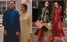 Học Hà Tăng, Yến Trang, Yến Nhi chọn giày dép kết hợp cực nuột với áo dài, đã vậy còn tôn dáng hết cỡ