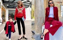 Không theo trend áo dài Tết, nhiều sao Việt lên đồ đơn giản nhưng vẫn hút mắt hết cỡ, nhiều công thức cực đáng học tập