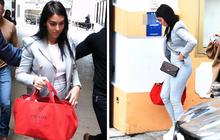 Bạn gái Ronaldo xuất hiện chớp nhoáng trên phố nhưng bị dò ngay ra giá tiền chiếc áo đang mặc: Con số chẳng thấm vào đâu so với lương của CR7