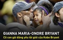 """Gianna Maria-Onore Bryant: Cô gái bé bỏng cùng ước mơ kế tục di sản """"Black Mamba"""" của huyền thoại bóng rổ Kobe Bryant"""
