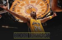"""Sau tai nạn thương tâm, Kobe Bryant được đặc cách bước trực tiếp vào """"Sảnh Danh vọng"""""""