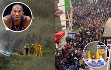 NÓNG: Không phải 5 mà tận 9 người tử vong trong vụ trực thăng rơi kinh hoàng của Kobe Bryant, công bố ảnh hiện trường
