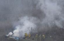 Tiết lộ: Chiếc trực thăng chở Kobe Bryant xoay hàng chục vòng trên không trước khi va chạm và tạo ra thảm kịch kinh hoàng