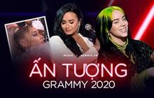 Ấn tượng Grammy 2020: Alicia Keys tri ân huyền thoại Kobe Bryant mới mất, Demi Lovato khóc nức nở và nụ cười gượng của Ariana Grande