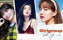 """Nếu Kpop có một girlgroup tuổi Tý: Đau đầu lựa chọn vị trí visual nhưng chỉ cần 1 idol toàn năng là sẵn sàng """"cân"""" được cả team?"""