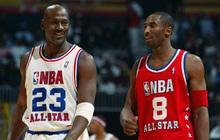 """""""Vua bóng rổ"""" Michael Jordan xót thương trước sự ra đi đột ngột của Kobe Bryant"""