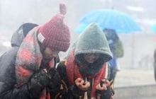 Thời tiết mùng 3 Tết: Miền Bắc rét đậm, có nơi dưới 7 độ C