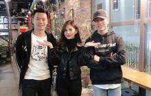 """MC Thu Hoài là """"fan girl"""" số hưởng nhất Việt Nam: Đã thân thiết với hội cầu thủ, lại còn cùng quê cả Thành Chung lẫn Xuân Trường"""