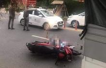 Tông vào đuôi xe tải đang đỗ bên đường, anh trai chết thảm trên đường chở em từ Huế vào Đà Nẵng chơi Tết