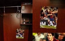Phát hiện bức ảnh duy nhất trong tủ đồ của Kobe Bryant: Huyền thoại bóng rổ cũng có thần tượng bóng đá của riêng mình