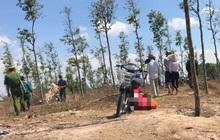 Nghi án thanh niên bị sát hại cạnh xe máy ở bãi đất trống ngày mùng 4 Tết