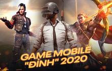 """Top 5 game mobile sẽ tiếp tục """"làm mưa làm gió"""" trong năm 2020, không chơi thì phí của đời!"""