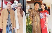 Sao nữ Vbiz đón Tết Canh Tý cùng bạn trai: Văn Mai Hương, Diễm My 9x du hí nước ngoài, Hoà Minzy về tận miền Tây