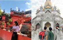 Khai chân đầu năm tại 5 ngôi chùa nổi tiếng linh thiêng và đẹp nhất Sài Gòn, vừa cầu bình an lại còn tha hồ chụp hình sống ảo