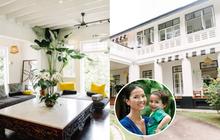 Cựu siêu mẫu Bằng Lăng hé lộ hình ảnh biệt thự cổ siêu sang tại Singapore: Rộng 5.600m2, nội thất chuyển từ tận Mỹ sang