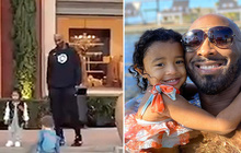 Nhói lòng khoảnh khắc cuối cùng của Kobe Bryant bên cạnh cô con gái 3 tuổi của mình