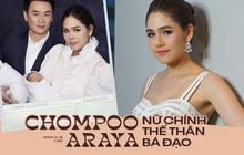 """""""Phạm Băng Băng Thái Lan"""" Chompoo: Từ nữ hoàng thảm đỏ Cannes đến bà mẹ hai con có cuộc sống đáng ghen tị"""