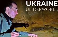 Bí ẩn rùng rợn bên trong hầm mộ mê cung Odessa của Ukraine: Bữa tiệc nhỏ đêm giao thừa
