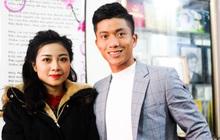 Giống Quỳnh Anh, Nhật Linh (vợ Văn Đức) mệt mỏi vì say xe khi vừa về nhà chồng