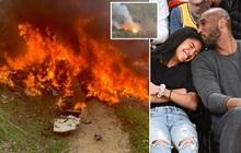Xót xa trước hình ảnh vừa được công bố về vụ tai nạn thảm khốc cướp đi mạng sống của Kobe Bryant: Sau khi nổ tung, tất cả chỉ còn hoang tàn và đổ nất