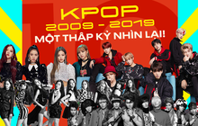 """1 thập kỉ của Kpop: 2009 là đỉnh cao """"xưng vương"""" toàn Châu Á, năm 2019 lấn bước tới trời Tây nhưng lại ngập tràn bê bối đáng quên"""