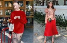 Tết sắp qua nhưng có 12 ý tưởng diện chân váy dài cực xinh và sang từ sao Việt mà bạn diện quanh năm được