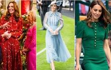 Đẳng cấp thời trang của Công nương Kate: Váy áo mua về đều chỉnh sửa cực khéo, có khi đẹp hơn bản gốc mà chẳng ai nhận ra