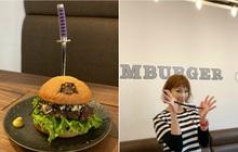 Một nhà hàng ở Nhật cho khách trải nghiệm ăn burger bằng… kiếm samurai, nguyên liệu bên trong lớp bánh cũng là thứ gây bất ngờ