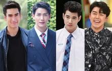 """4 nam thần màn ảnh Thái rục rịch tái xuất trong năm 2020, các fan girl chuẩn bị tinh thần ngay kẻo """"mất máu"""""""