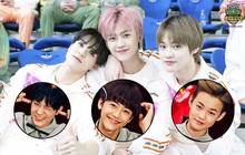 """Bất ngờ với sự lột xác của những cậu bé """"kẹo sữa"""" NCT Dream khi tham gia đại hội thể thao Idol!"""