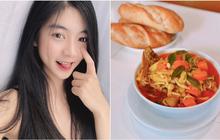 Lại phát hiện thêm 1 gái xinh nấu ăn rất ngon, chắc tính phá đảo YouTube lẫn hội Yêu bếp mới chịu